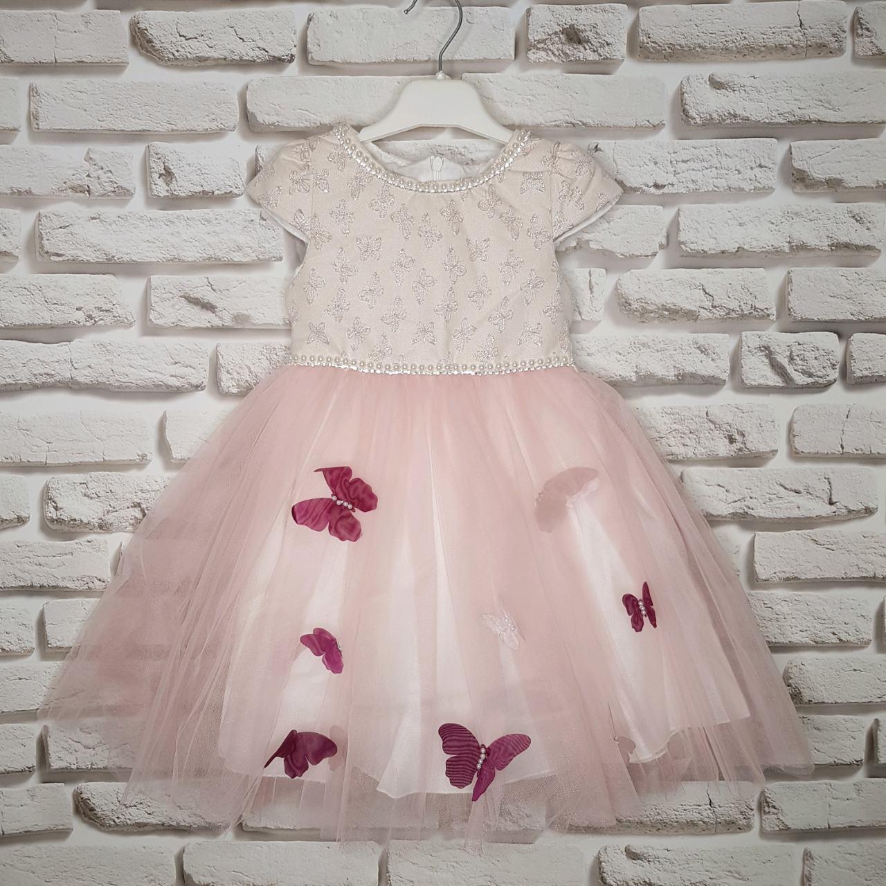 11069de395d3 Новинки : Платье для девочки 3-6 лет оптом 4029